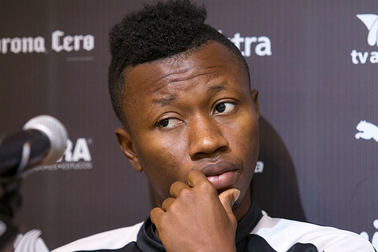Atlas denuncia racismo contra Clifford Aboagye