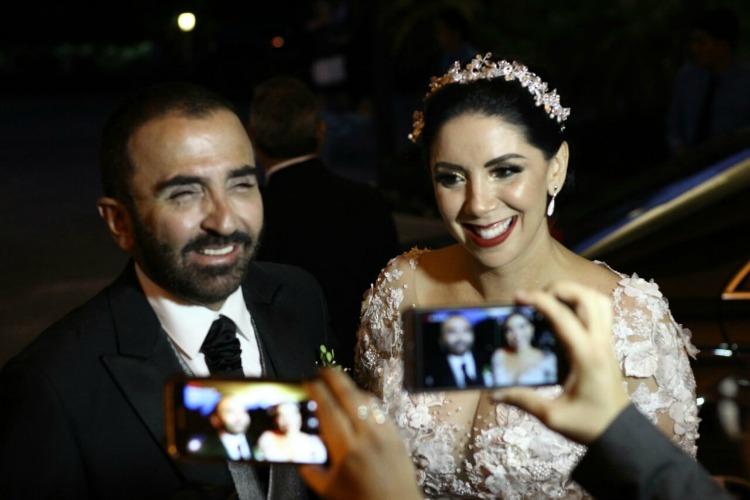 Otra vez se casa Vicente Jr., ahora con Kary Ortegón